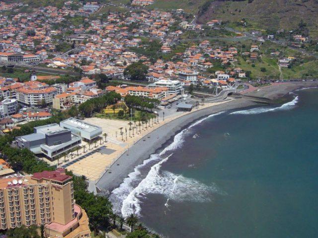 Machico - Madeira Island Surf Spot