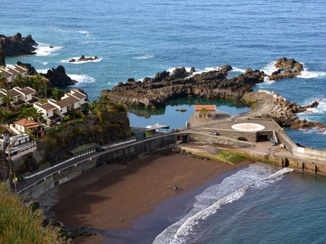 Seixal - Madeira Island Surf Spot